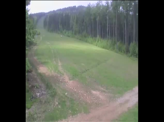 Webcam Skigebiet Cenkovice cam 7 - Adlergebirge